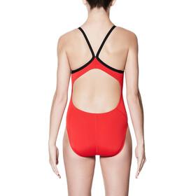 Nike Swim Poly Core Solid Maillot de bain 1 pièce Femme, university red